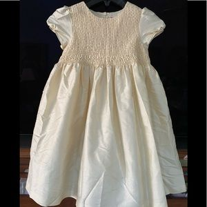 GYMBOREE silk dress formal size 6 GIRLS Stunning